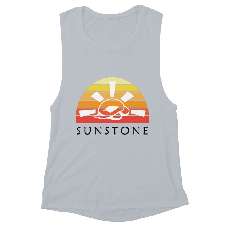 Vintage Ray (W) Women's Muscle Tank by sunstoneFIT's Shop