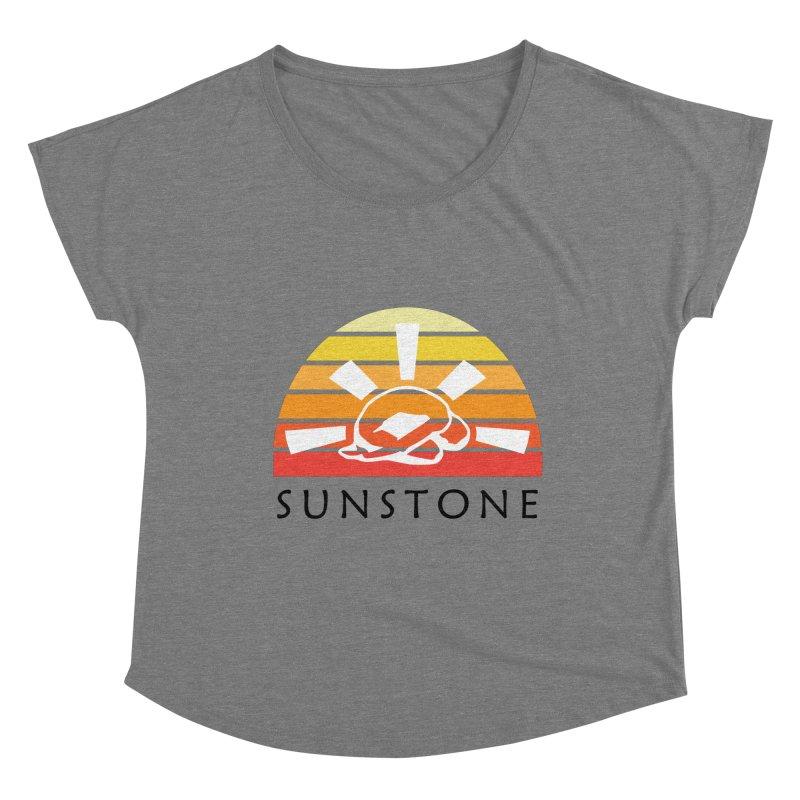 Vintage Ray (W) Women's Scoop Neck by sunstoneFIT's Shop