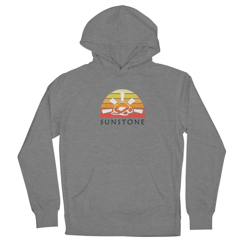 Vintage Ray (M) Men's Pullover Hoody by sunstoneFIT's Shop