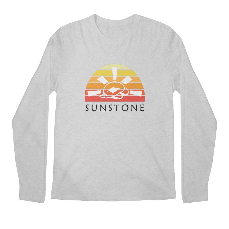 Vintage Ray (M) Men's Regular Longsleeve T-Shirt by sunstoneFIT's Shop