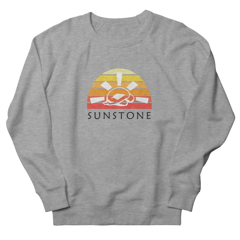 Vintage Ray (M) Men's French Terry Sweatshirt by sunstoneFIT's Shop