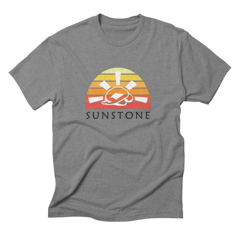 Vintage Ray (M) Men's T-Shirt by sunstoneFIT's Shop