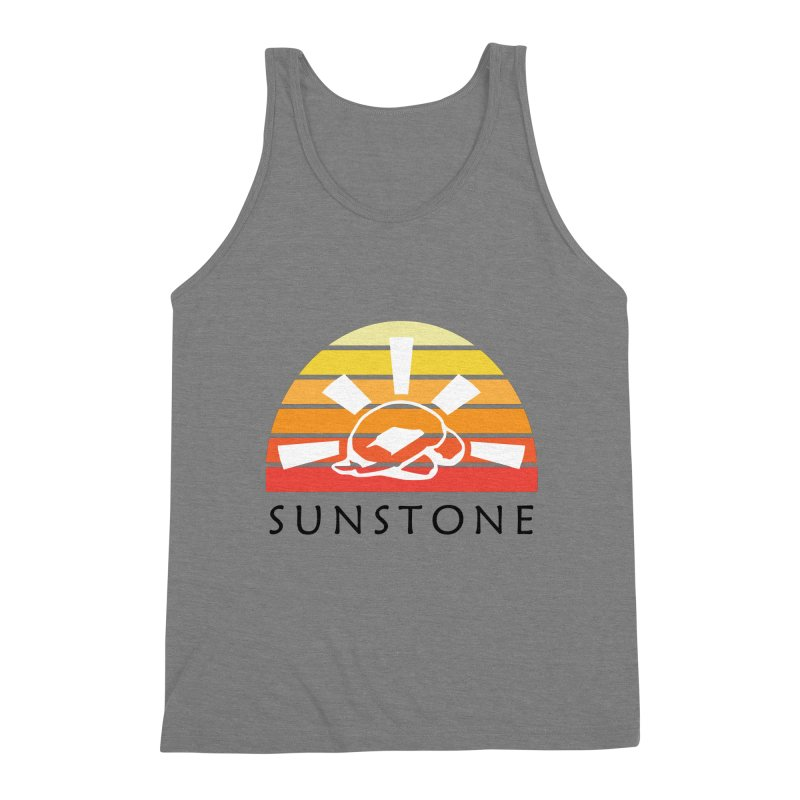 Vintage Ray (M) Men's Tank by sunstoneFIT's Shop