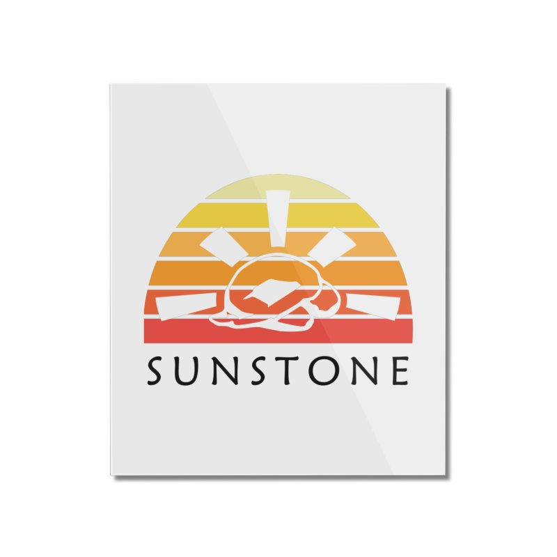 Vintage Ray (M) Home Mounted Acrylic Print by sunstoneFIT's Shop