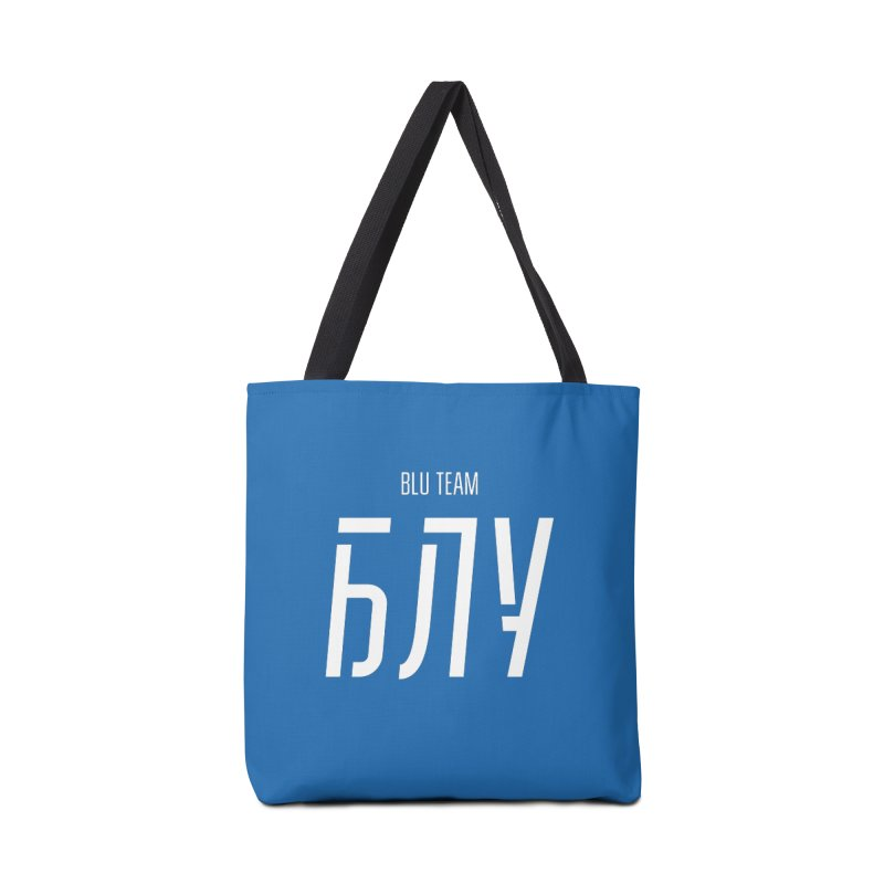 БЛУ / BLU Accessories Tote Bag Bag by СУПЕР* / SUPER*