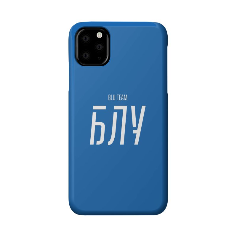 БЛУ / BLU Accessories Phone Case by СУПЕР* / SUPER*