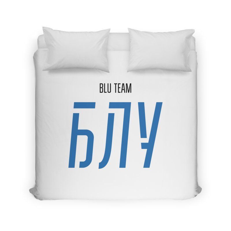 ЛАЙТ БЛУ / LIGHT BLU Home Duvet by СУПЕР* / SUPER*