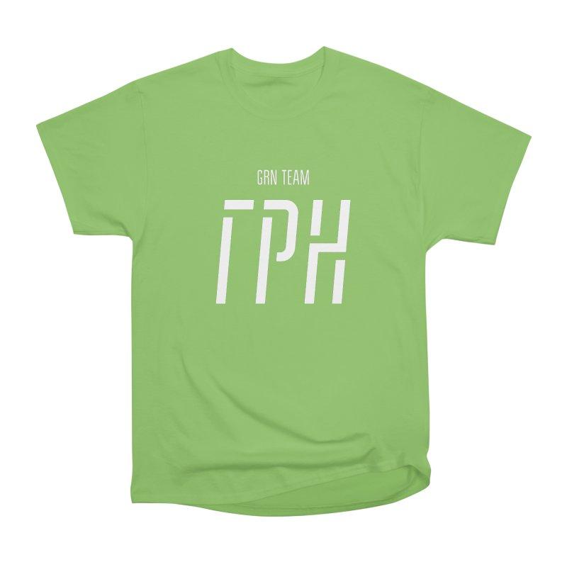 ГРН / GRN Women's Heavyweight Unisex T-Shirt by СУПЕР* / SUPER*