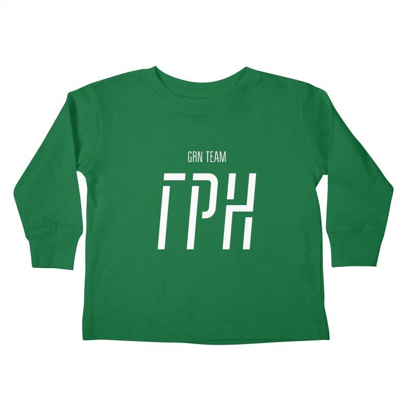 ГРН / GRN Kids Toddler Longsleeve T-Shirt by СУПЕР* / SUPER*
