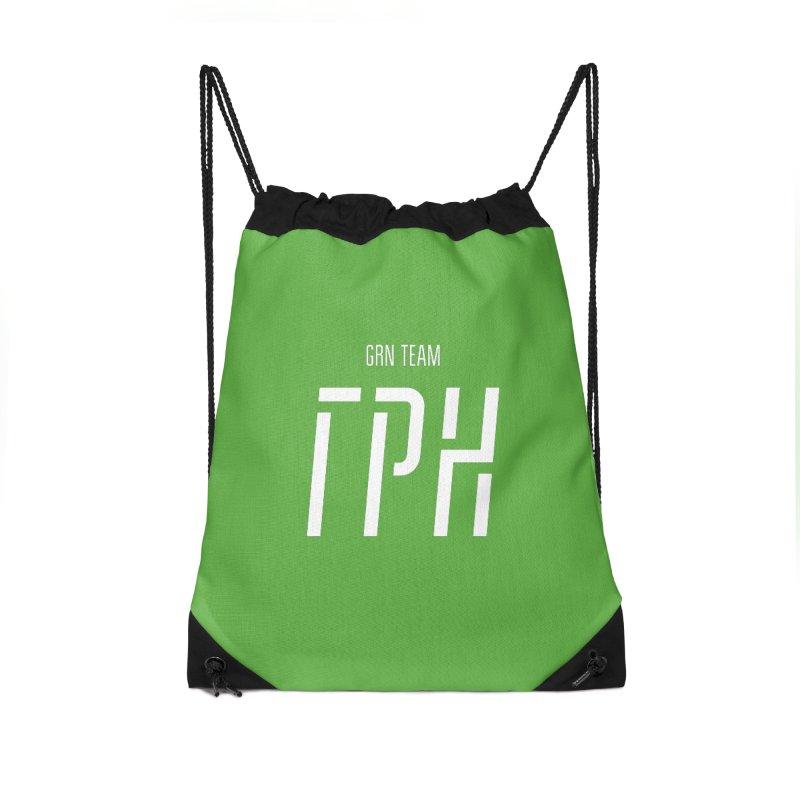 ГРН / GRN Accessories Drawstring Bag Bag by СУПЕР* / SUPER*