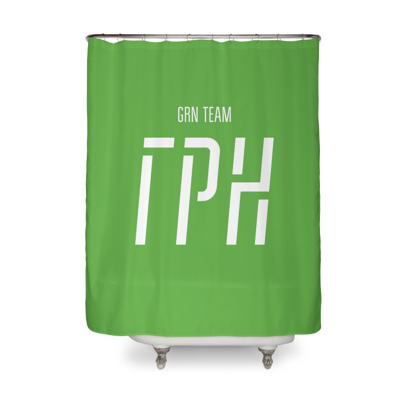 ГРН / GRN Home Shower Curtain by СУПЕР* / SUPER*