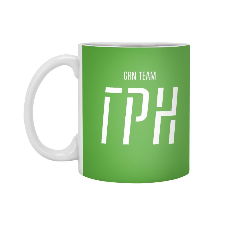 ГРН / GRN Accessories Standard Mug by СУПЕР* / SUPER*
