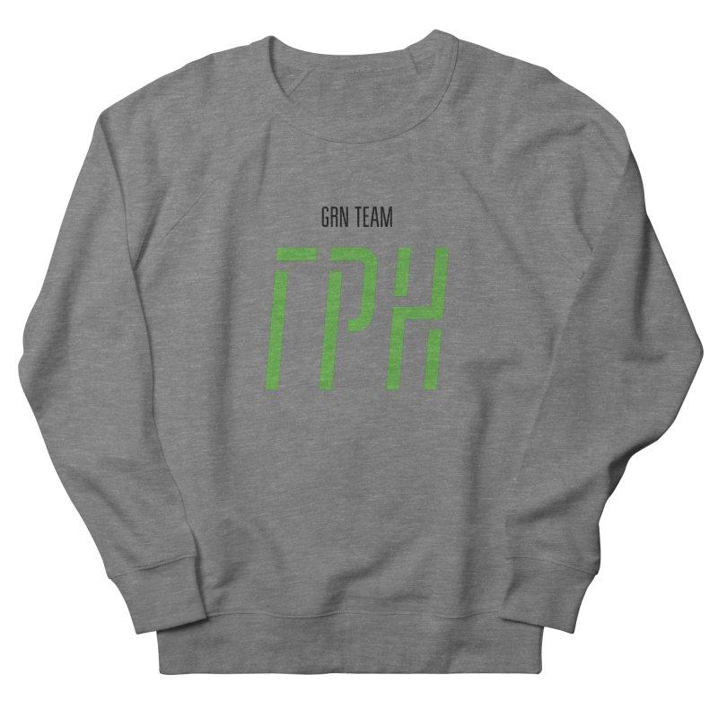 ЛАЙТ ГРН / LIGHT GRN Men's French Terry Sweatshirt by СУПЕР* / SUPER*