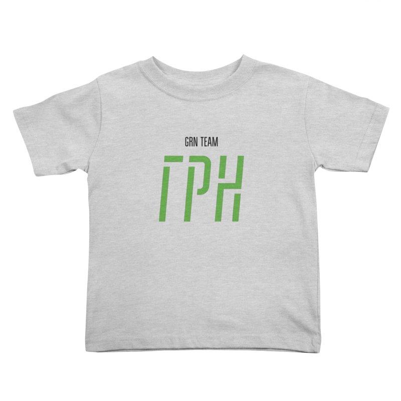 ЛАЙТ ГРН / LIGHT GRN Kids Toddler T-Shirt by СУПЕР* / SUPER*