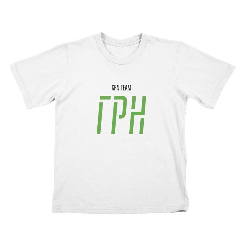 ЛАЙТ ГРН / LIGHT GRN Kids T-Shirt by СУПЕР* / SUPER*
