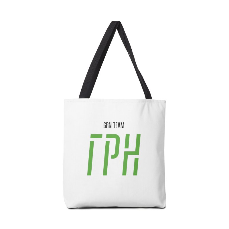 ЛАЙТ ГРН / LIGHT GRN Accessories Tote Bag Bag by СУПЕР* / SUPER*