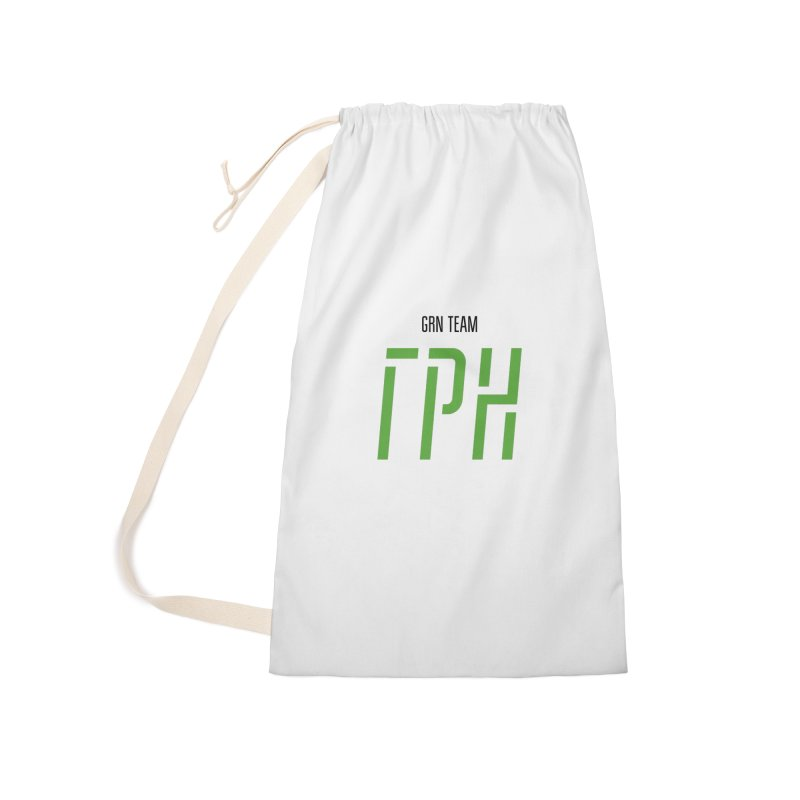 ЛАЙТ ГРН / LIGHT GRN Accessories Laundry Bag Bag by СУПЕР* / SUPER*