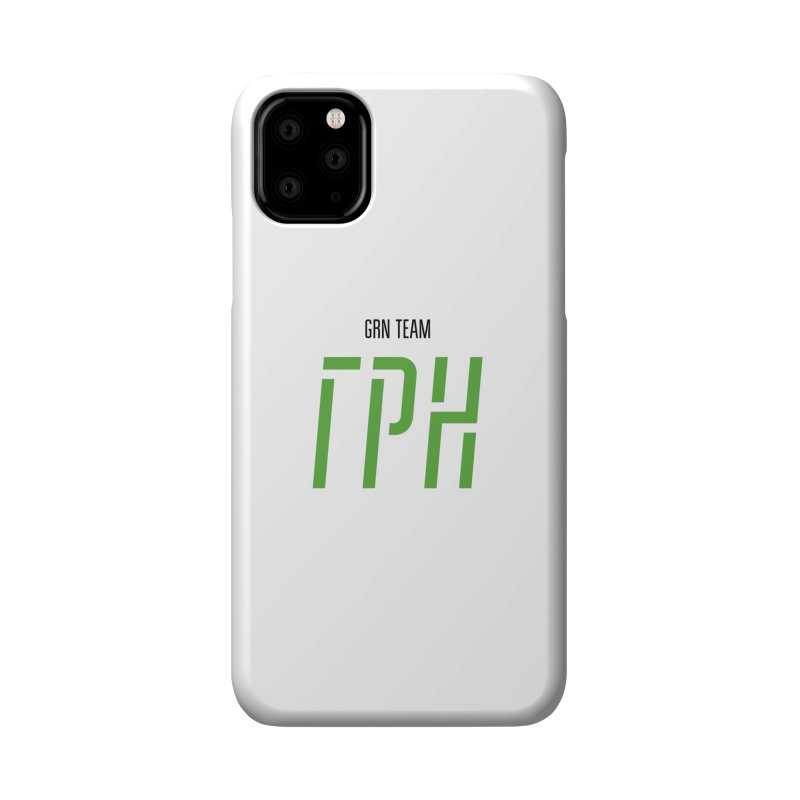 ЛАЙТ ГРН / LIGHT GRN Accessories Phone Case by СУПЕР* / SUPER*