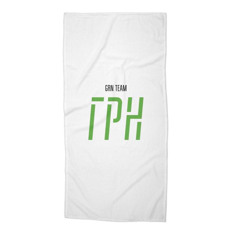 ЛАЙТ ГРН / LIGHT GRN Accessories Beach Towel by СУПЕР* / SUPER*