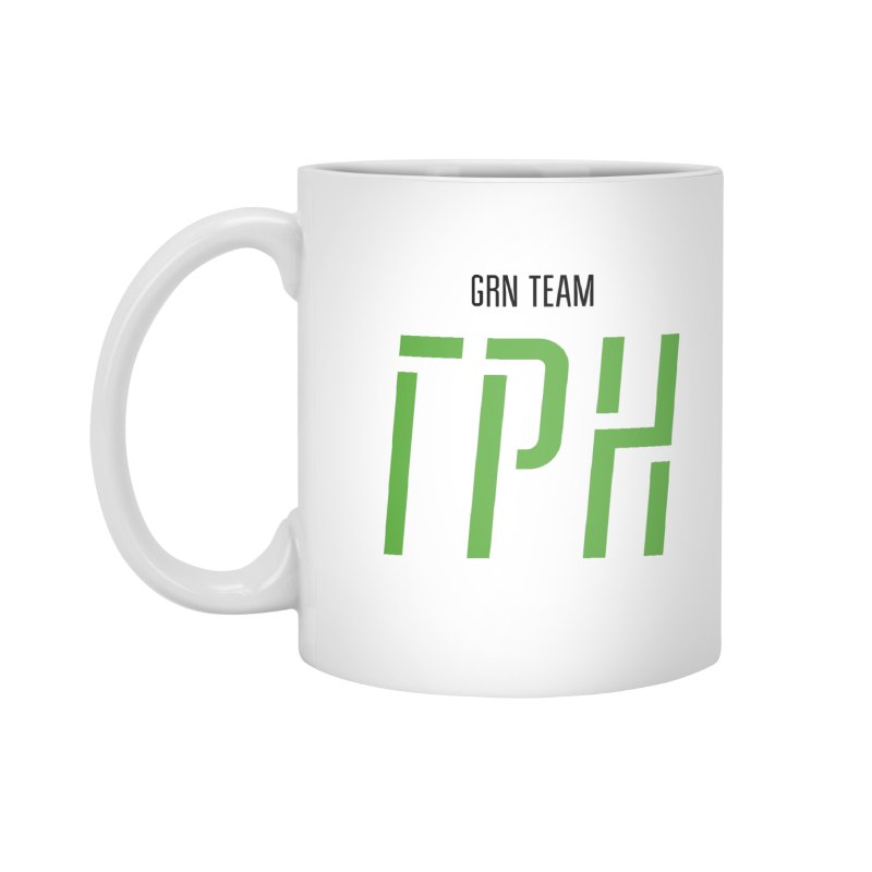 ЛАЙТ ГРН / LIGHT GRN Accessories Standard Mug by СУПЕР* / SUPER*