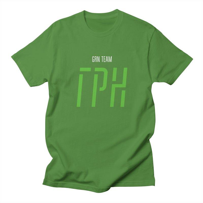 ДАРК ГРН / DARK GRN Men's Regular T-Shirt by СУПЕР* / SUPER*