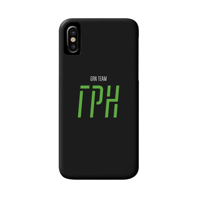 ДАРК ГРН / DARK GRN Accessories Phone Case by СУПЕР* / SUPER*