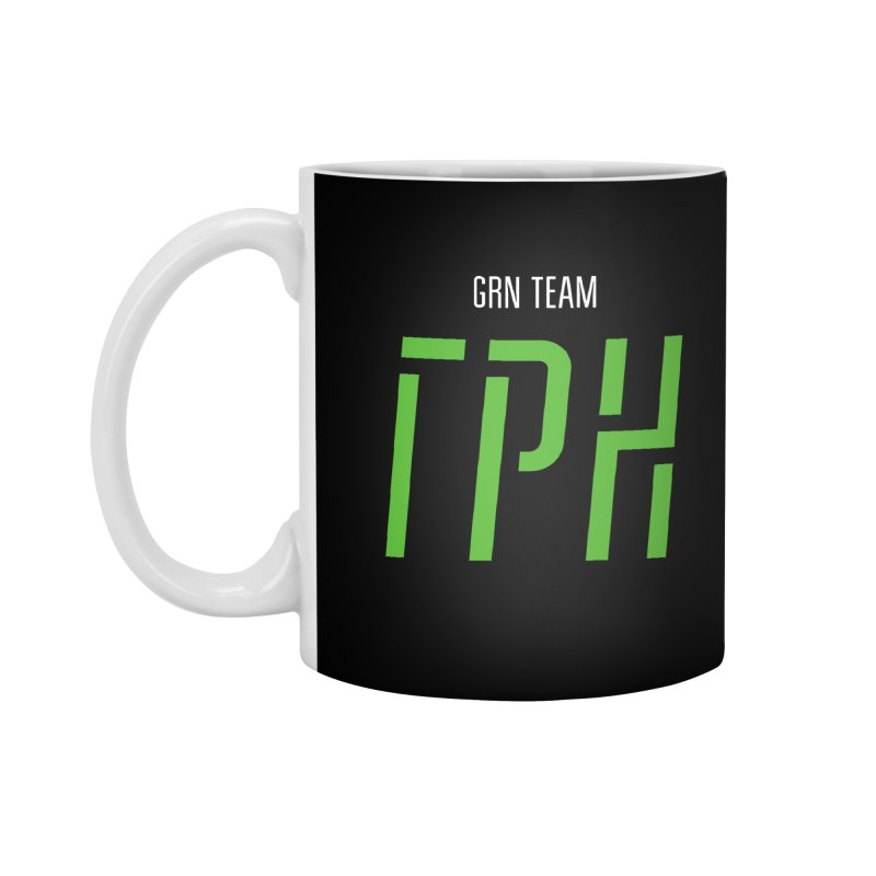 ДАРК ГРН / DARK GRN Accessories Standard Mug by СУПЕР* / SUPER*