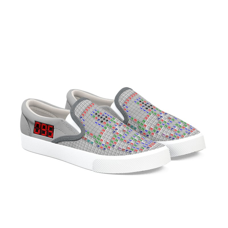HARD ROCK MINER Men's Slip-On Shoes by СУПЕР* / SUPER*