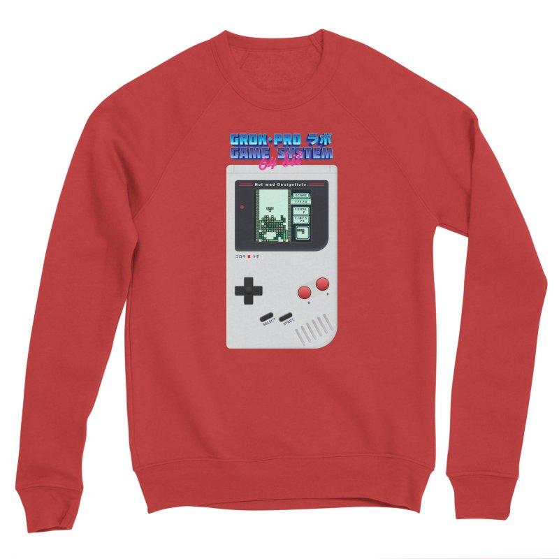 GAME SYSTEM 64bit Men's Sponge Fleece Sweatshirt by СУПЕР* / SUPER*