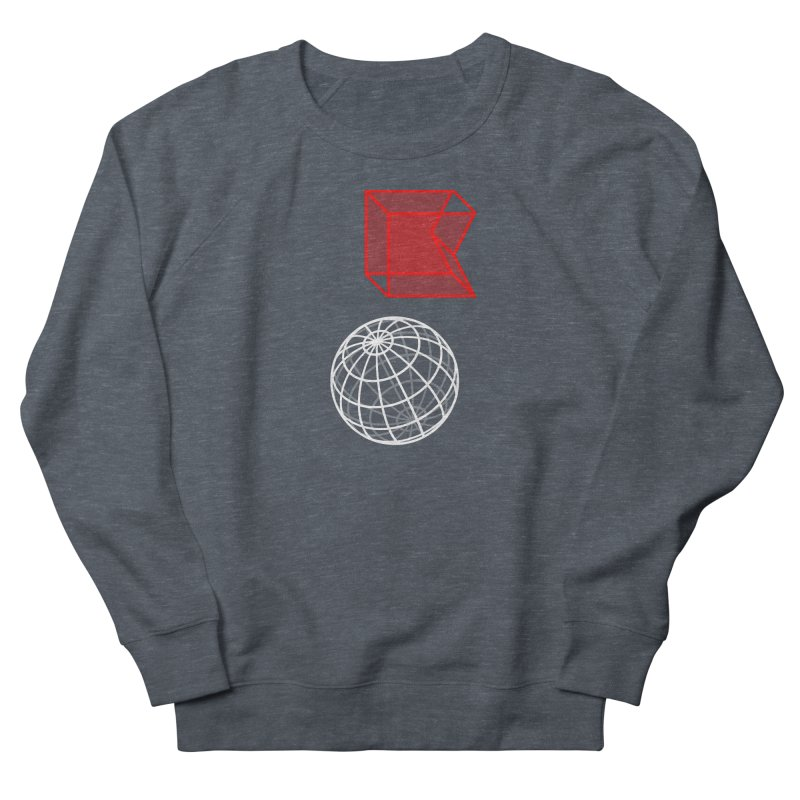 GRDK AR Women's French Terry Sweatshirt by СУПЕР* / SUPER*