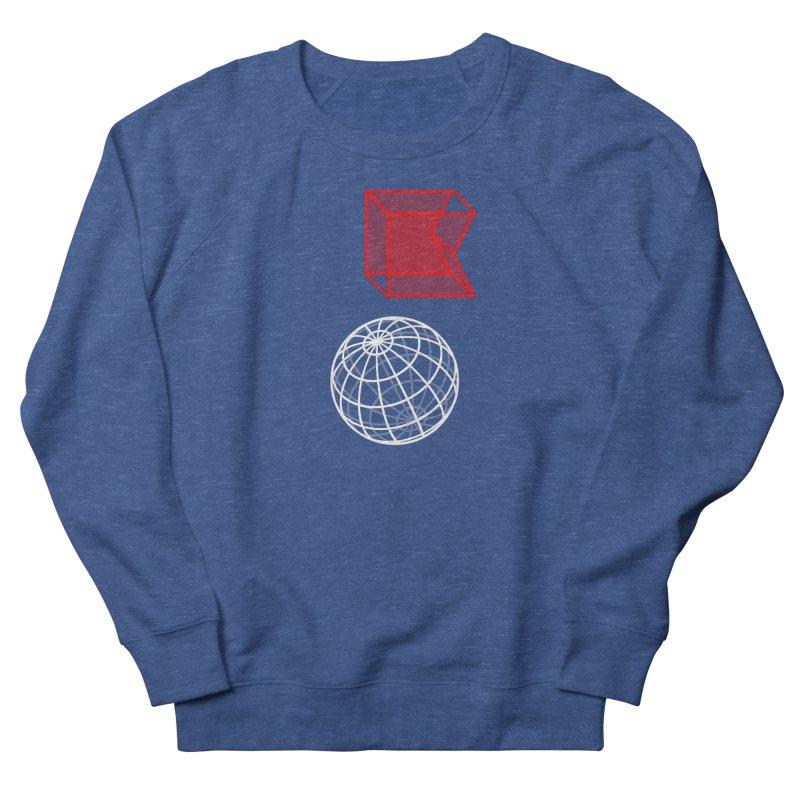 GRDK AR Men's French Terry Sweatshirt by СУПЕР* / SUPER*