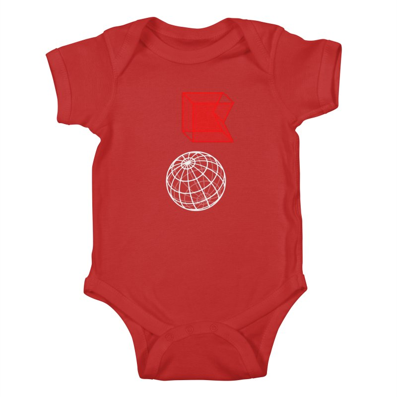 GRDK AR Kids Baby Bodysuit by СУПЕР* / SUPER*