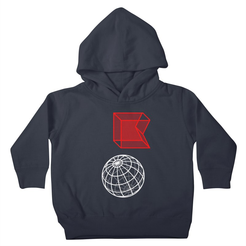 GRDK AR Kids Toddler Pullover Hoody by СУПЕР* / SUPER*