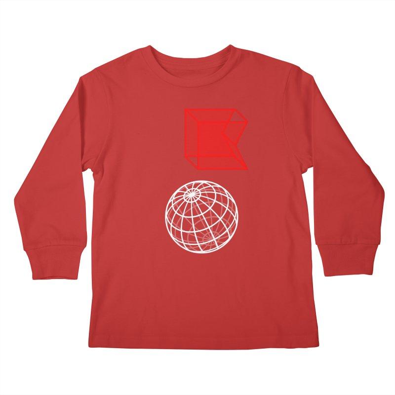 GRDK AR Kids Longsleeve T-Shirt by СУПЕР* / SUPER*