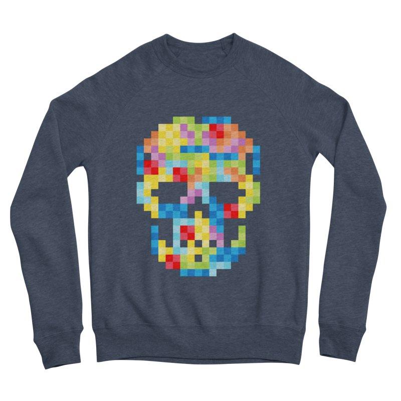 SKULLOVSKI Men's Sponge Fleece Sweatshirt by ゴロキ   GORODKEY   GRDK Clothing