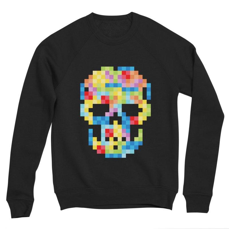 SKULLOVSKI Men's Sponge Fleece Sweatshirt by ゴロキ | GORODKEY | GRDK Clothing