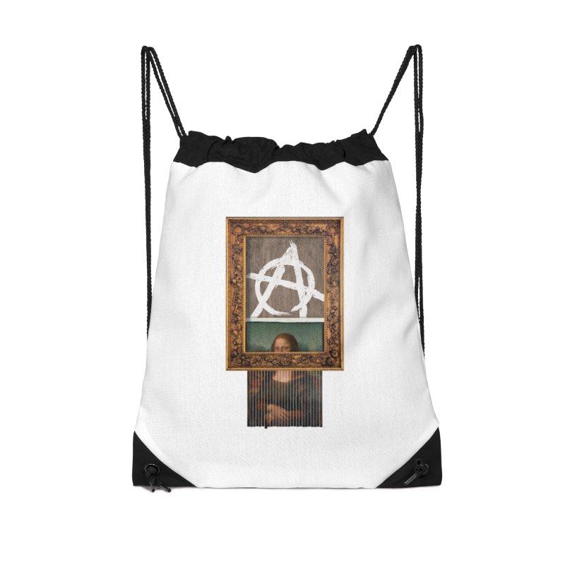 Art Sold Accessories Bag by ゴロキ | GORODKEY | GRDK Wear & Clothing