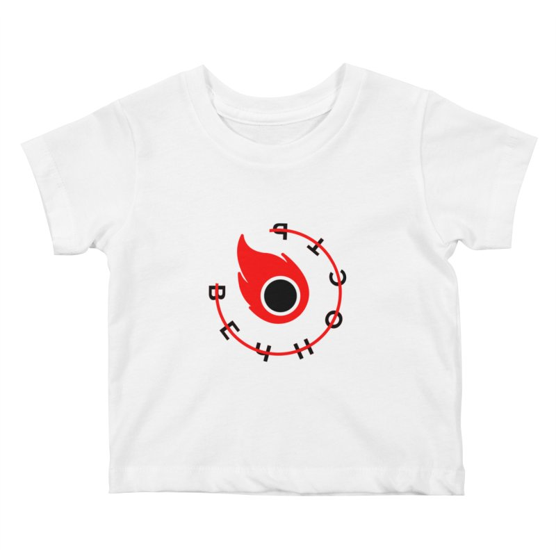 Uneternity Kids Baby T-Shirt by ゴロキ | GORODKEY | GRDK Wear & Clothing