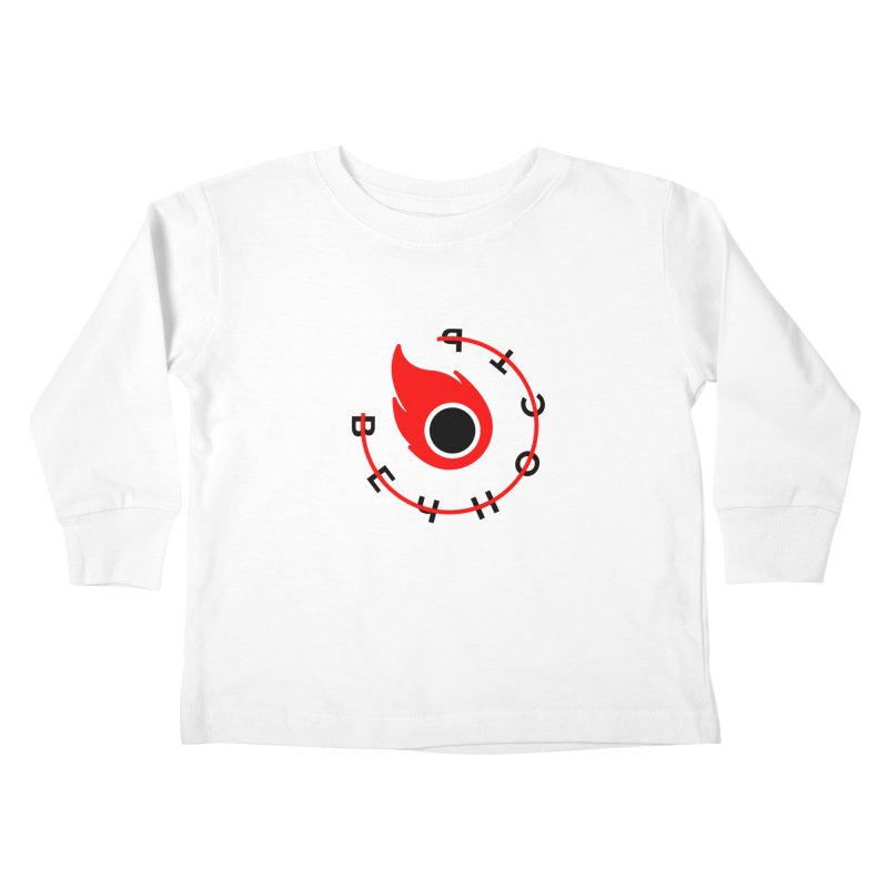 Uneternity Kids Toddler Longsleeve T-Shirt by ゴロキ | GORODKEY | GRDK Clothing