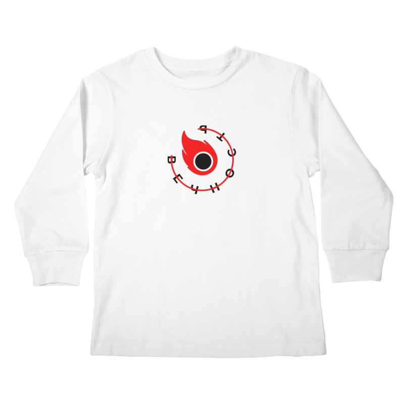 Uneternity Kids Longsleeve T-Shirt by ゴロキ   GORODKEY   GRDK Clothing