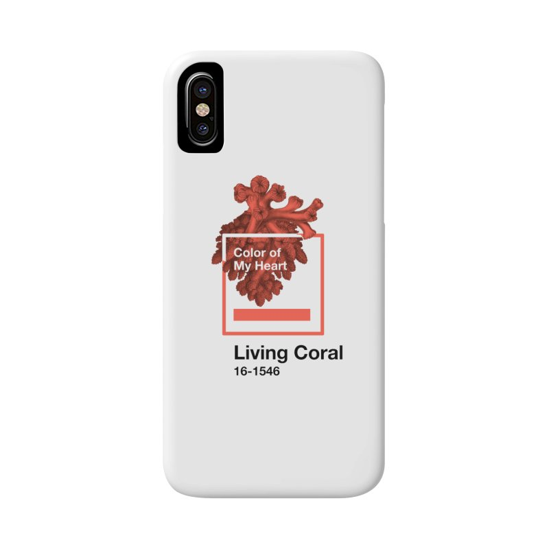 Coral Of My Heart Accessories Phone Case by СУПЕР* / SUPER*