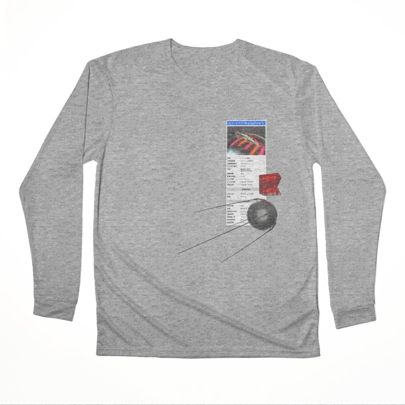 grd-s1 Men's Performance Longsleeve T-Shirt by ゴロキ | GORODKEY | GRDK Clothing