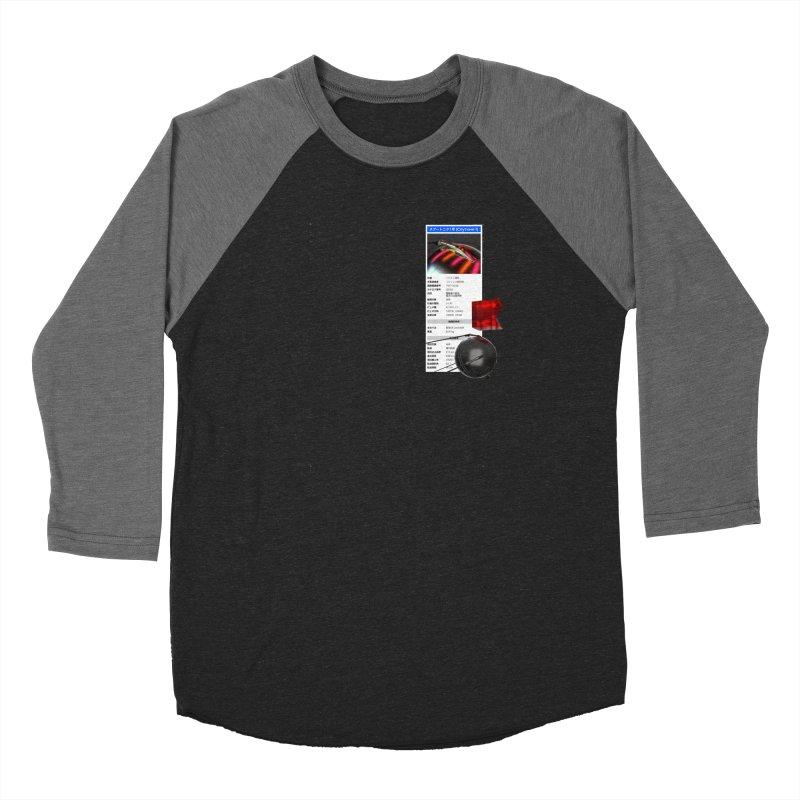 grd-s1 Women's Baseball Triblend Longsleeve T-Shirt by ゴロキ | GORODKEY | GRDK Clothing