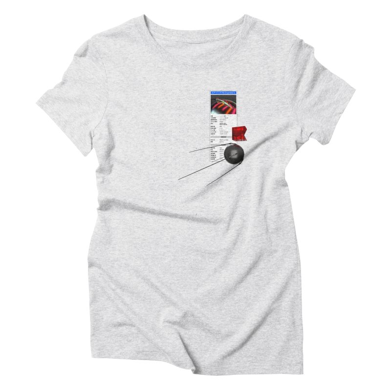 grd-s1 Women's Triblend T-Shirt by ゴロキ | GORODKEY | GRDK Clothing