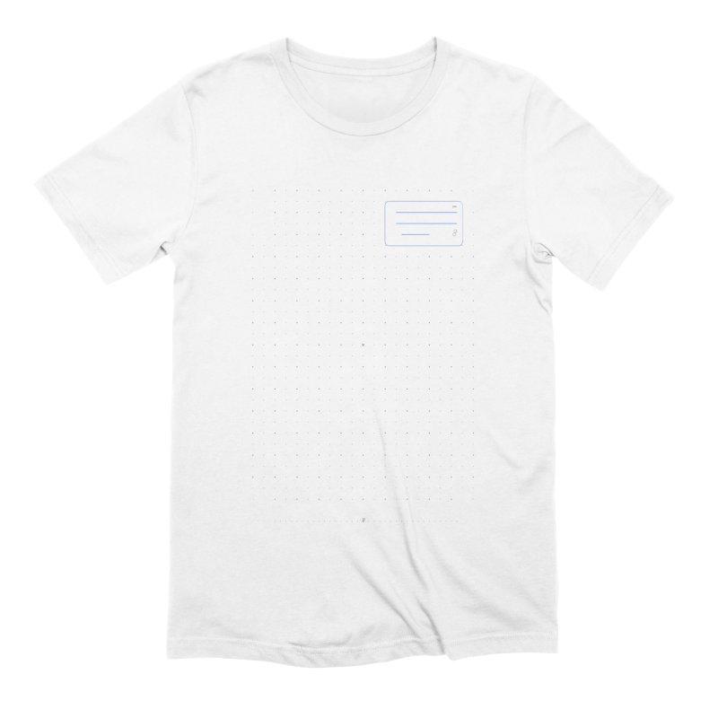 grd-k Men's Extra Soft T-Shirt by ゴロキ   GORODKEY   GRDK Clothing