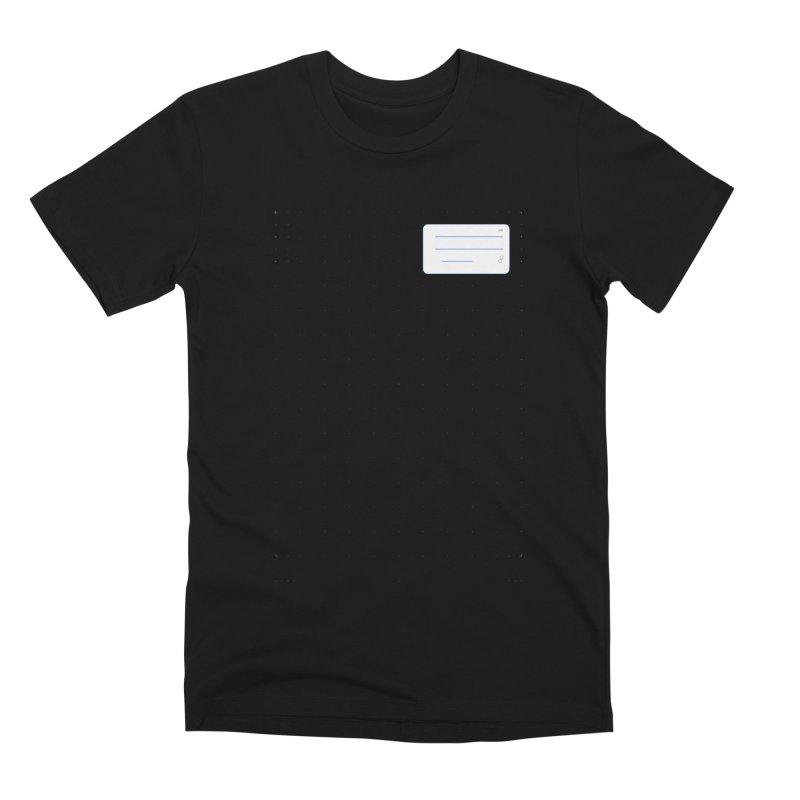 grd-k Men's Premium T-Shirt by ゴロキ   GORODKEY   GRDK Clothing
