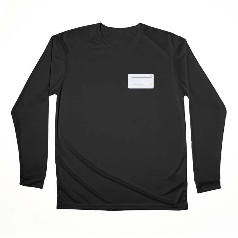 grd-k Men's Performance Longsleeve T-Shirt by ゴロキ | GORODKEY | GRDK Clothing