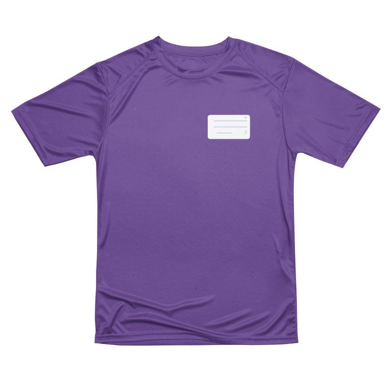 grd-k Men's Performance T-Shirt by ゴロキ | GORODKEY | GRDK Clothing