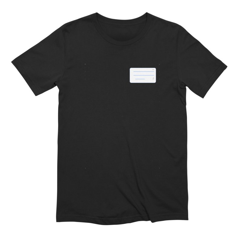 grd-k Men's Extra Soft T-Shirt by ゴロキ | GORODKEY | GRDK Clothing