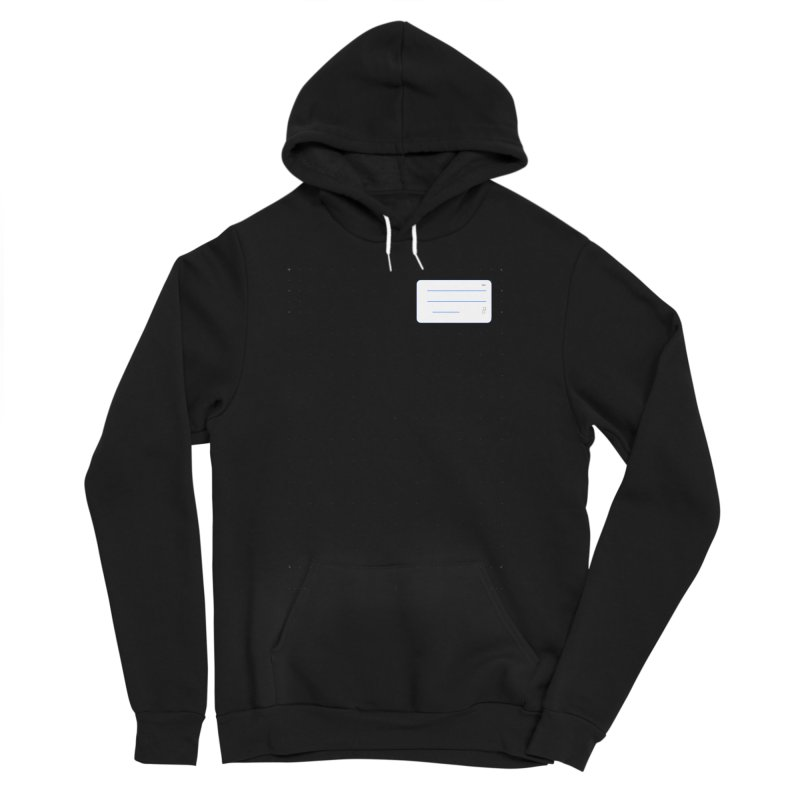 grd-k Men's Sponge Fleece Pullover Hoody by ゴロキ | GORODKEY | GRDK Clothing